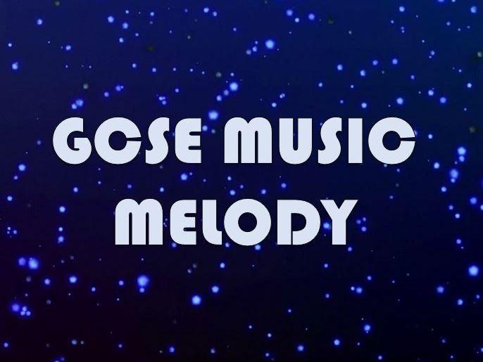 GCSE Music - Melody