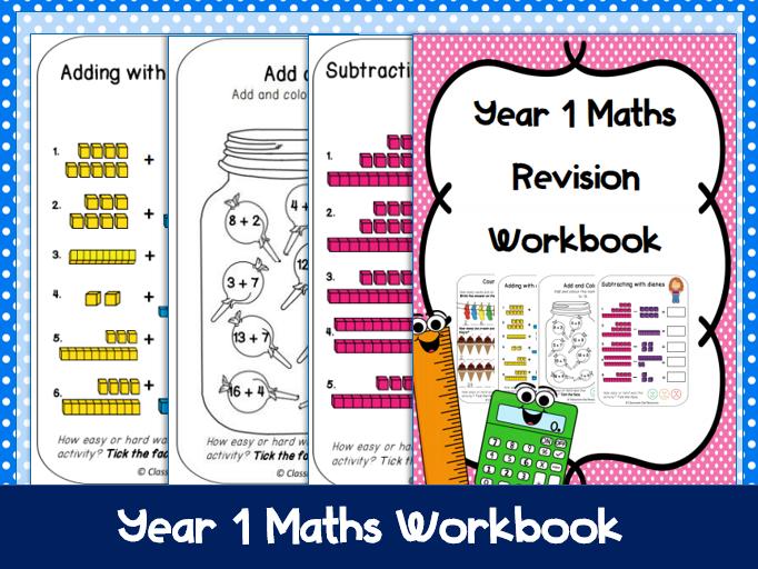 Year 1 Maths Workbook