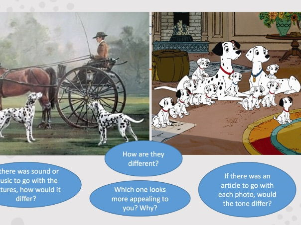 PPT and resources - AQA (KS3 Pilot Paper) English Language Paper 2