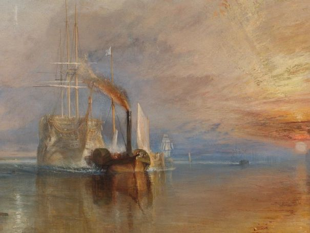 Art William Turner full lesson ks2
