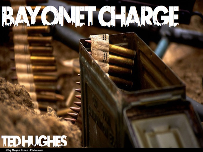 Bayonet Charge Ted Hughes