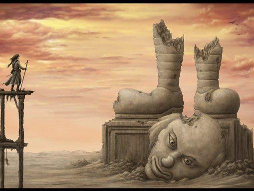 Year 10/11: 'Ozymandias' by Percy Shelley