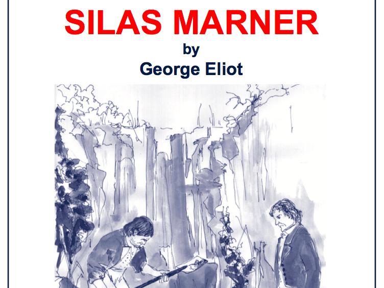 KS4 Silas Marner Scheme of Work