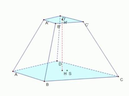 Công thức tính thể tích khối bê tông hình thang là gì?
