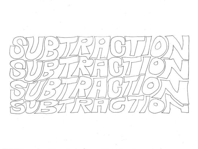 Mathematical Words: Subtraction