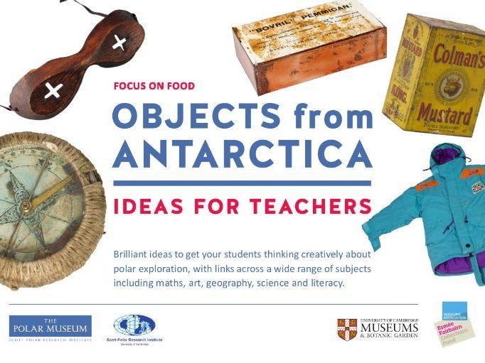 Food in Antarctica