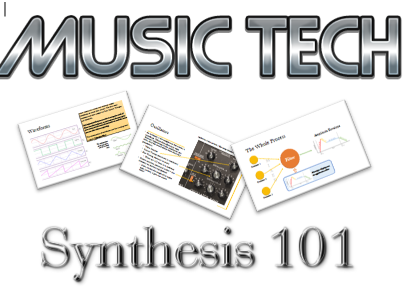 Synthesis 101 (A Level Music Technology)