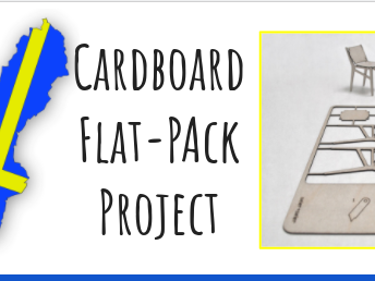 Distance Learning Project Design Technology - IKEA Flat Pack