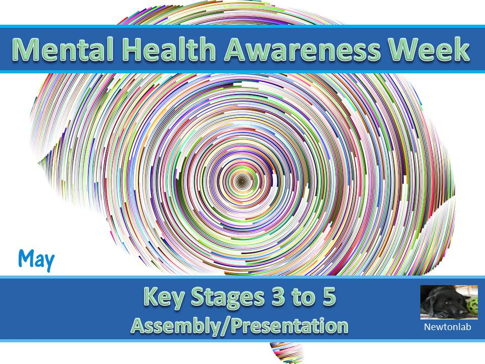 Mental Health Awareness Week - Key Stages 3 to 5