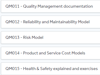 Quality Management System Bundle 3