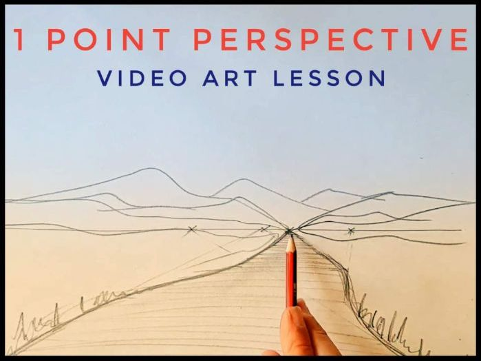 Home Learning / Homeschooling. Video Art Lesson