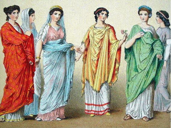 roman women