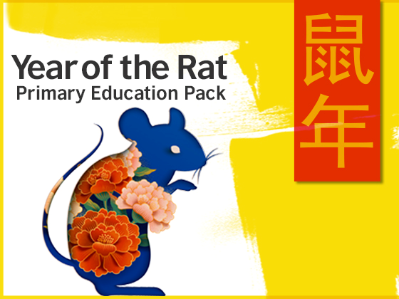Year of the Rat Education Pack - Chinese New Year 2020 (Home Learning)