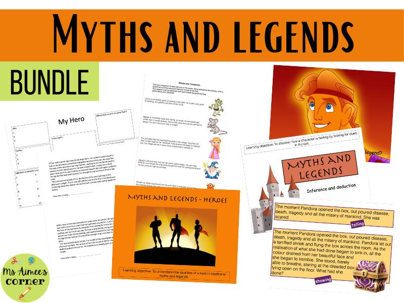 Myths and Legend Bundle