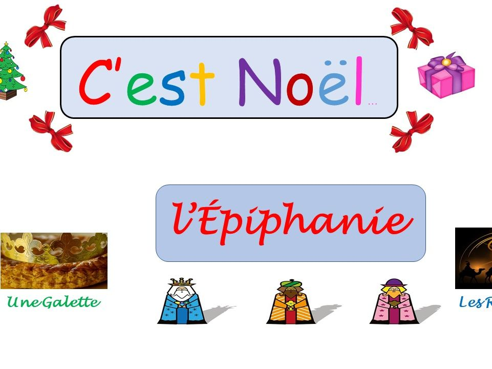 French Bundle - Noel et l'Epiphanie