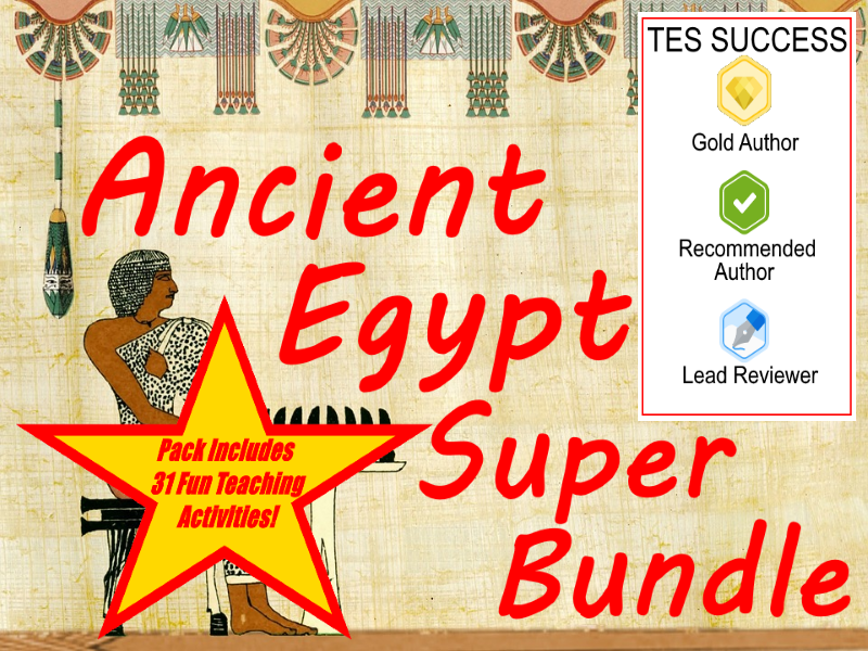Ancient Egypt Bundle