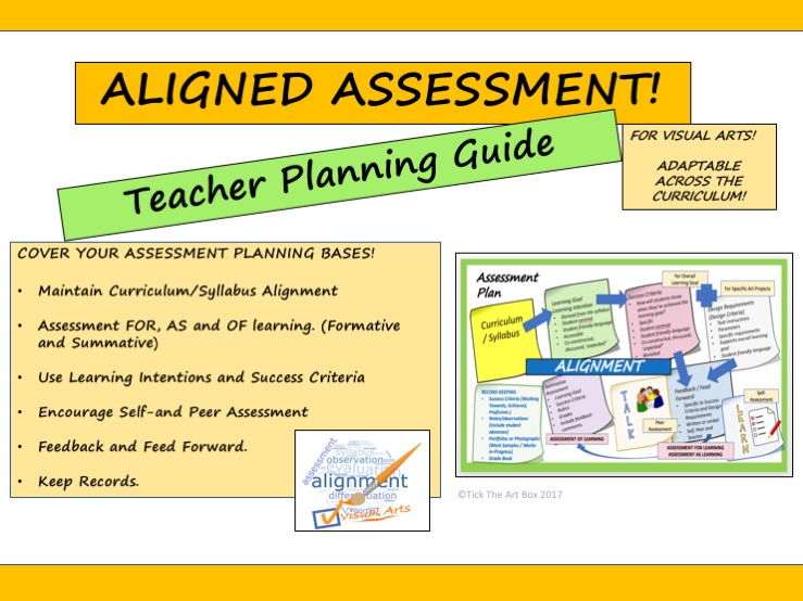 Aligned Assessment