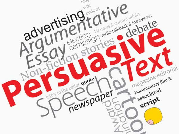 Persuasive Writing - Leaflets/Newspapers/Travel Writing/Film Reviews