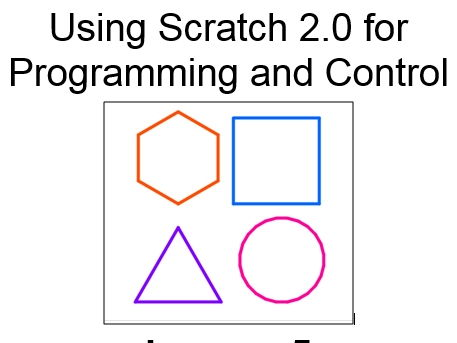 Scratch 2.0  Lesson 5 Creating Graphics