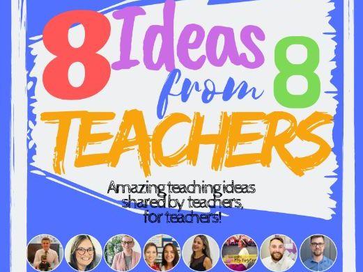 Eight Ideas from Eight Teachers Vol #1 | WAGOLL Teaching Ideas