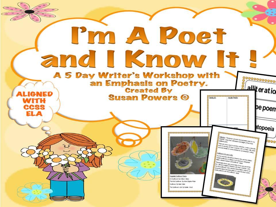 Sunflower Poetry Writers Workshop