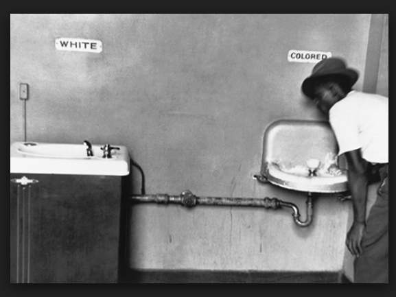 Segregation of Black Americans in the 1950's Lesson