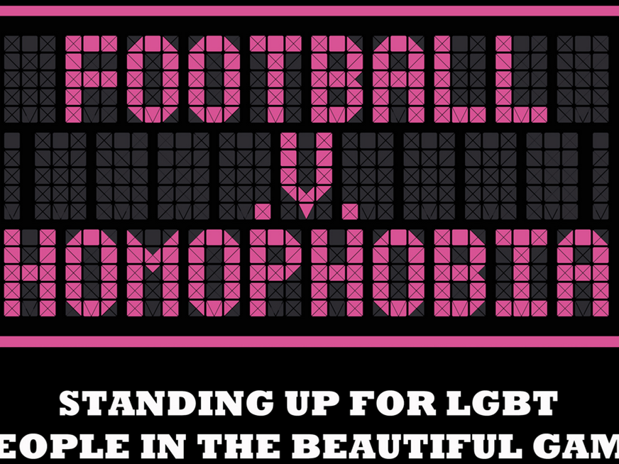 Homophobia in Football Speaking and Listening