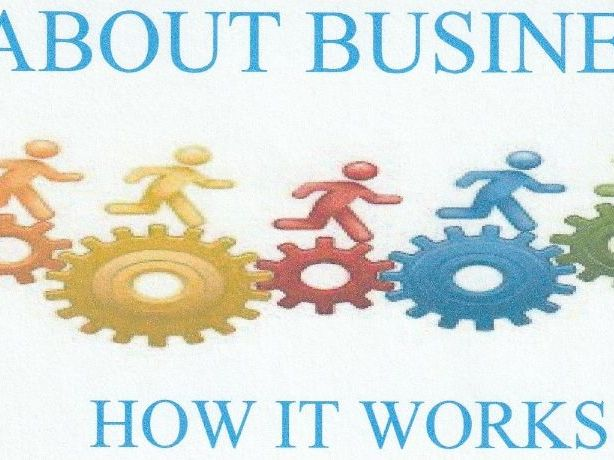 Book - About Business - How it Works