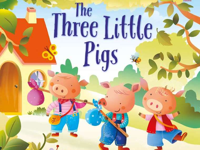 Traditional Tale-The Three Little Pigs- Writing a Story Set