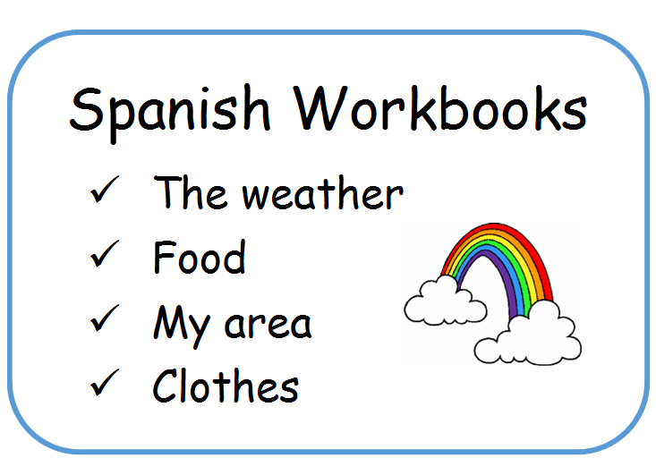Spanish Workbooks