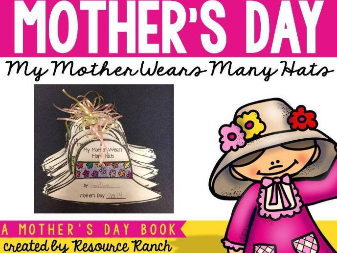 Mother's Day Student Completion Booklet