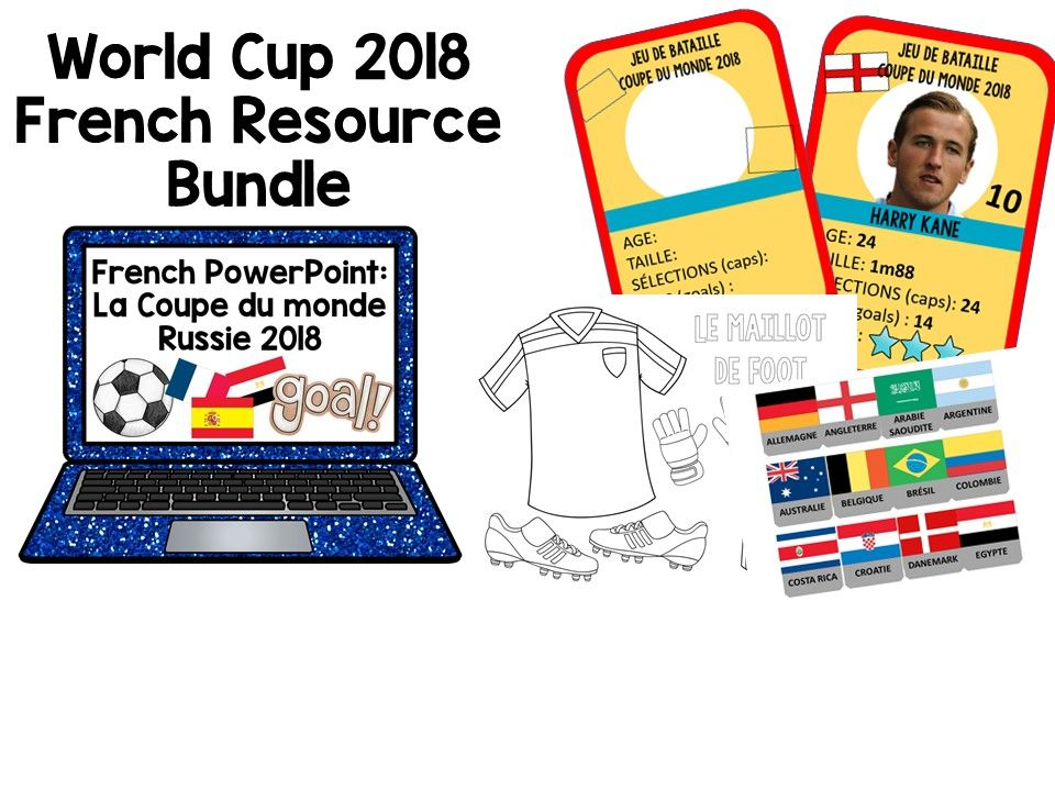 French World Cup 2018 Bundle