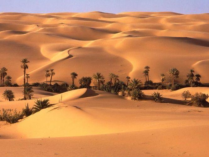 L1 – Hot Deserts Location and Characteristics - AQA A-Level (2017 exams)