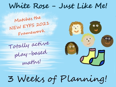 Just Like Me! - White Rose Maths - Early Years