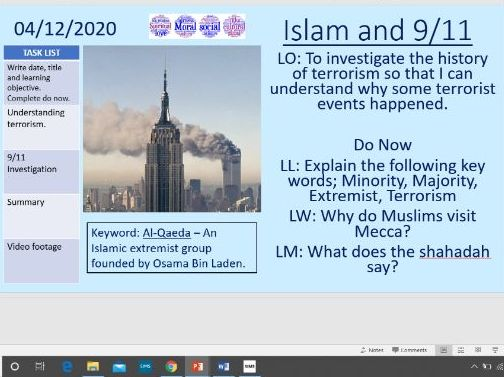 Islam and 9/11