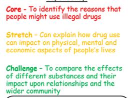 drug addiction ks3
