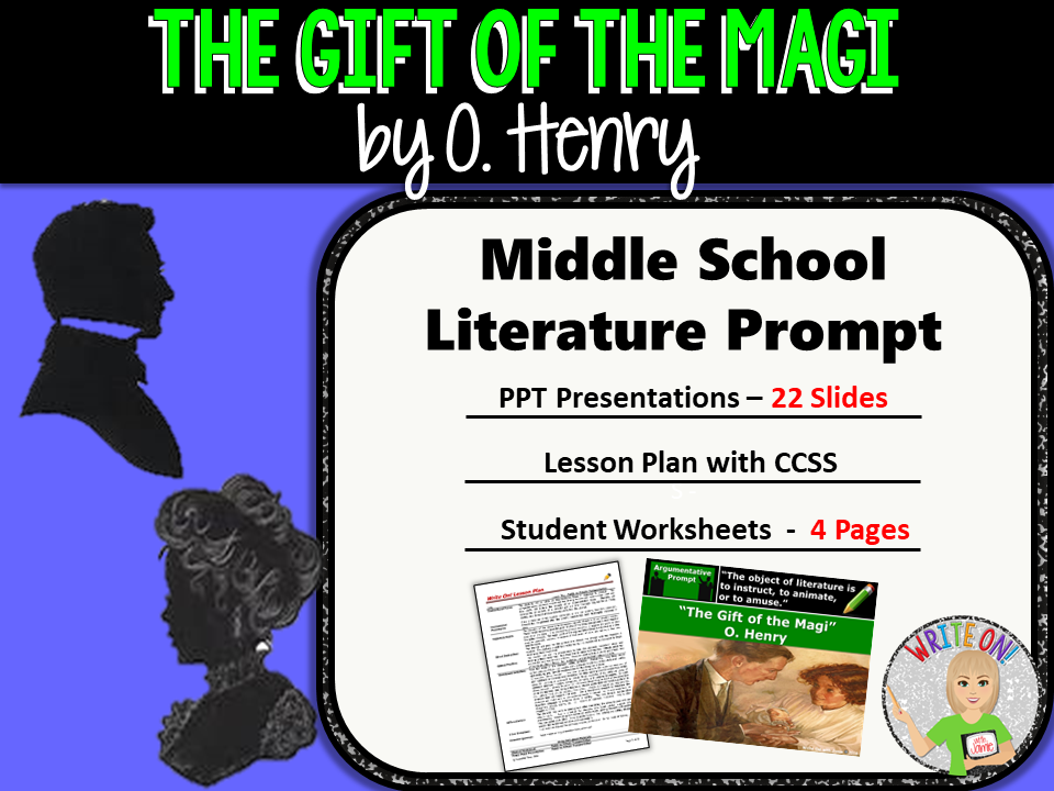 "the gift of the magi literary analysis The ""gift of magi"" is a story authored by o henry the story features two main characters, della and her twenty two year old husband mr james dillingham young."
