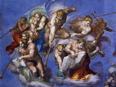 Michelangelo's - The Last Judgement