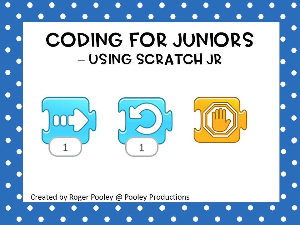 Coding for Juniors – Using Scratch Jr