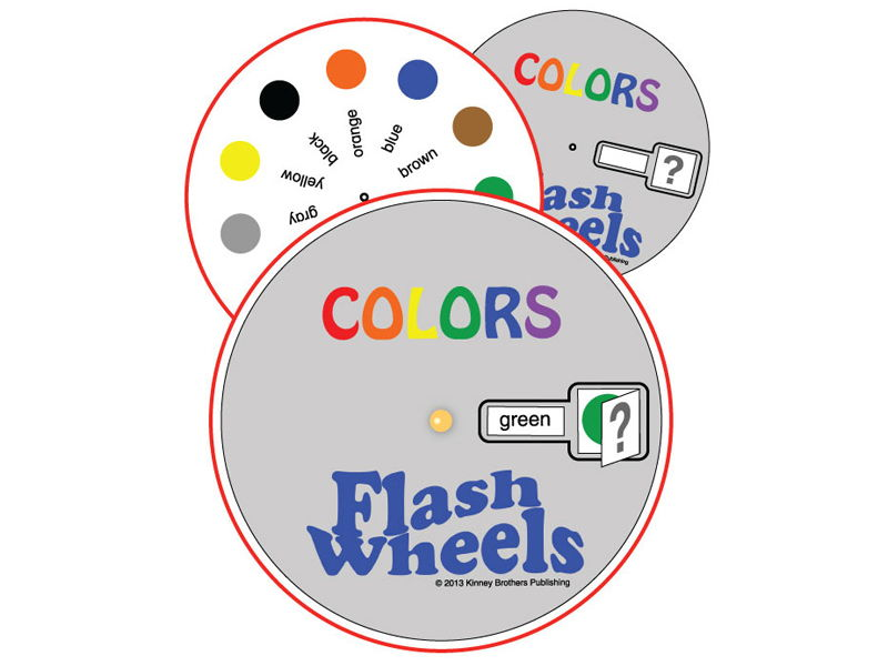 ESL Flash Wheels - Colors