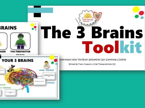 The 3 Brains Toolkit!