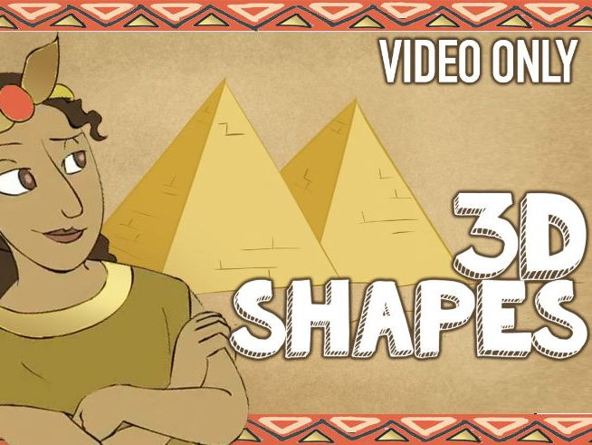 3D Shapes: KS1 Song