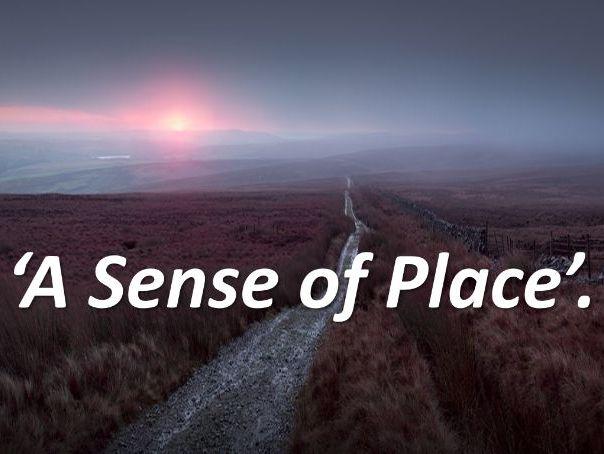 AQA English Language - Paper 1: Q5 - A Sense of Place