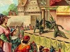 Knowledge resource - medieval theatre