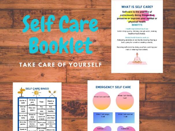 Self Care Booklet