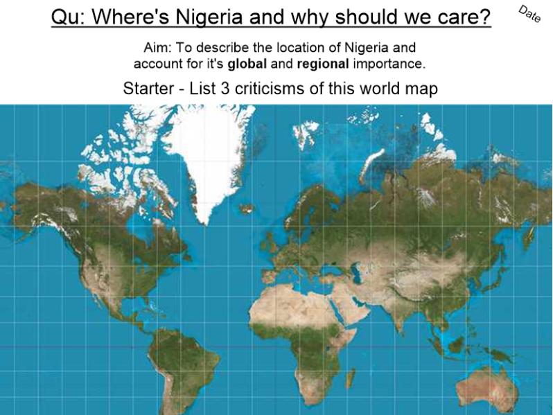 Introducing Nigeria