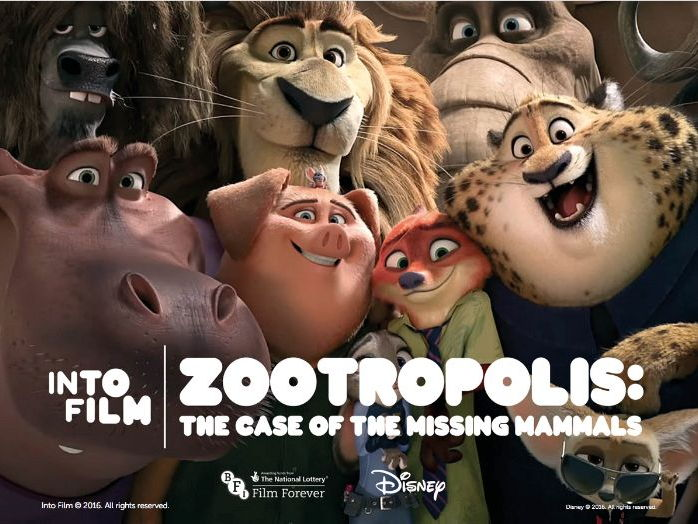 Zootropolis: The Case of the Missing Mammals