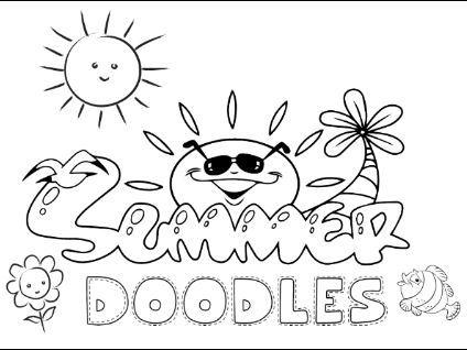 Summer Doodle Fun