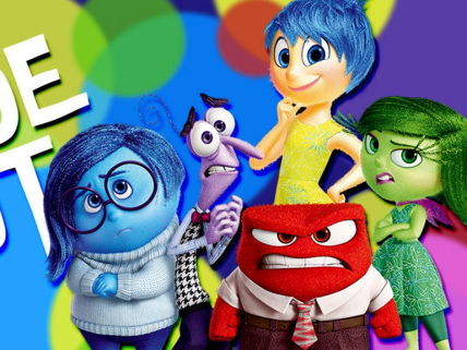 Inside Out, Disney- Drama scheme of work and performance