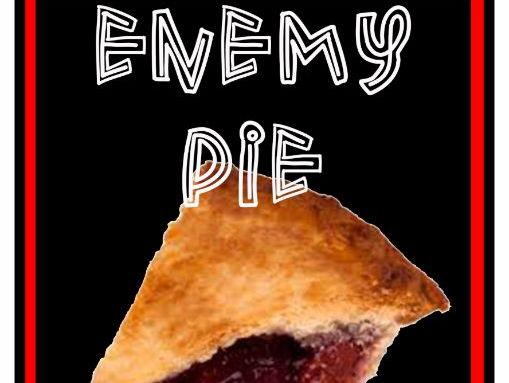 Enemy Pie - 6 Worksheets